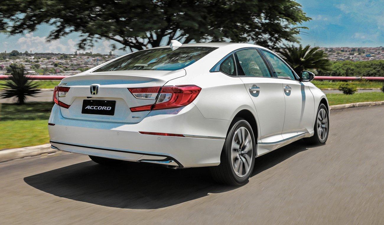 Honda Accord híbrido: vale a pena esperar pelo sedã que é mais econômico que um Kwid?