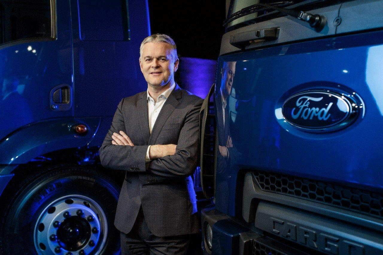 Lyle Watters deixa chefia da Ford na América do Sul