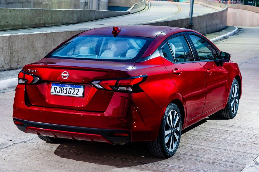 Avaliação: Nissan Versa tem quase o mesmo que um Kicks, mas é R$ 20 mil mais barato