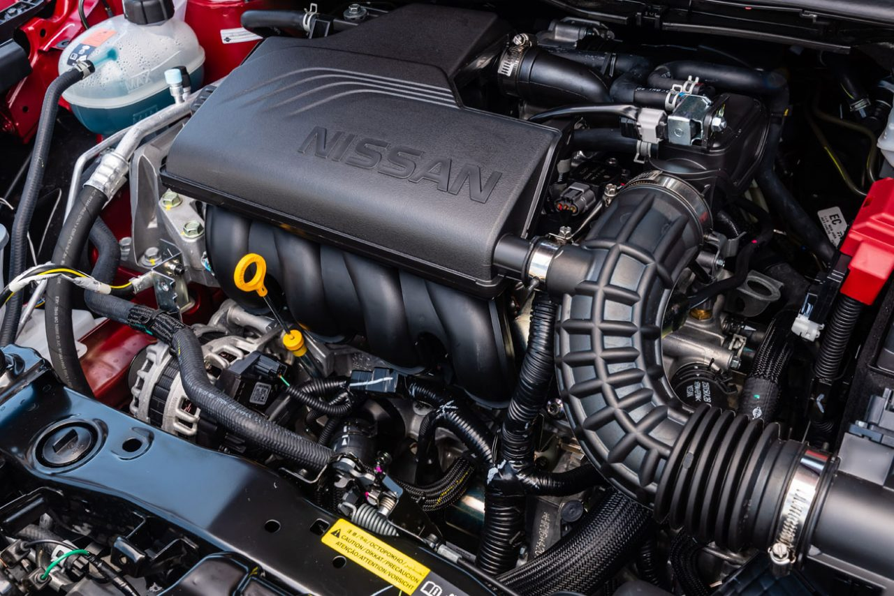 Motor 1.6 da Nissan