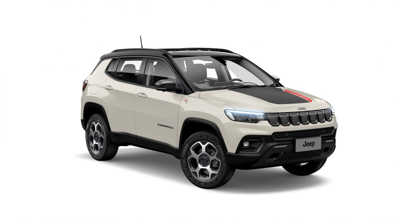 Jeep abre pré-venda do Compass 2022 diesel a partir de R$ 196.990