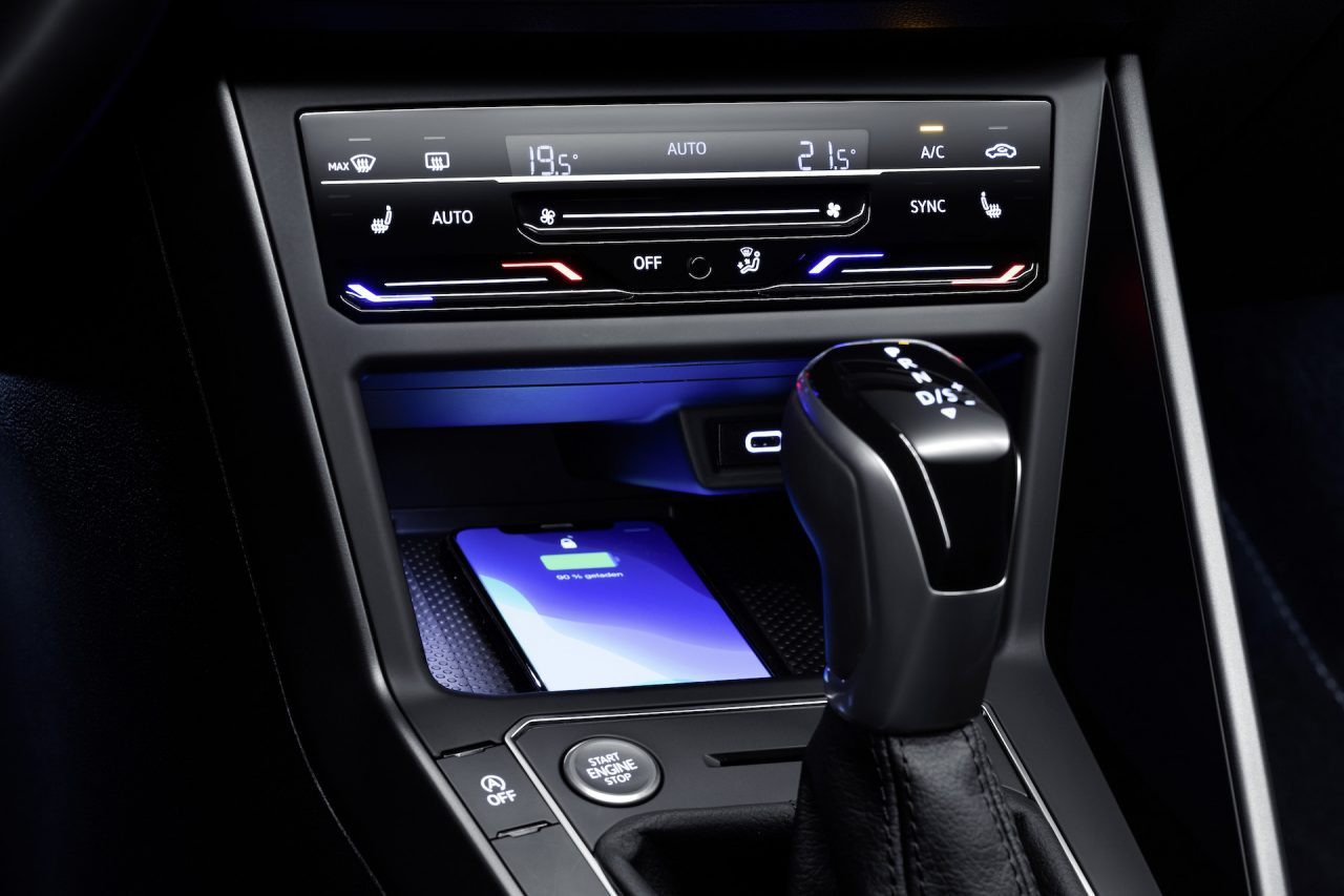 Volkswagen polo 2022 interior