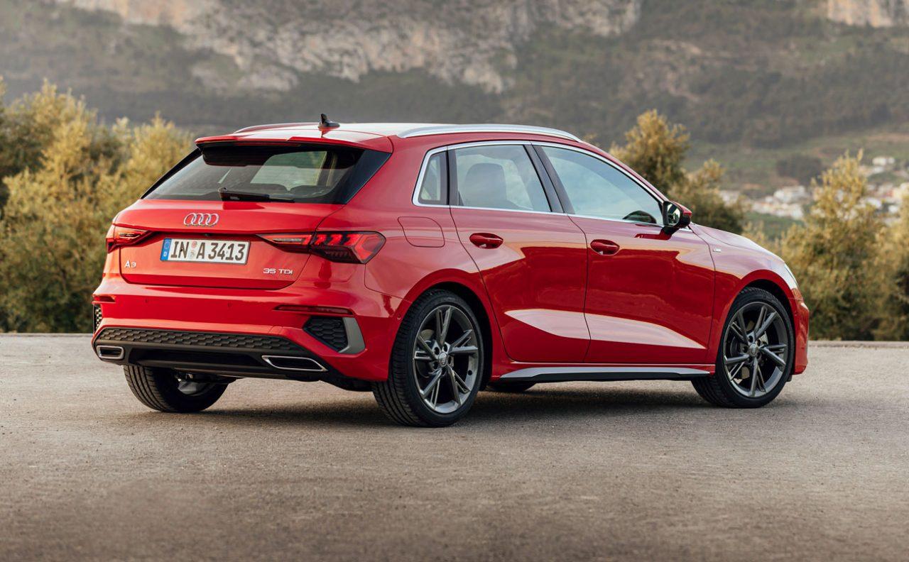 Audi A3 Sportback é produzido na Alemanha
