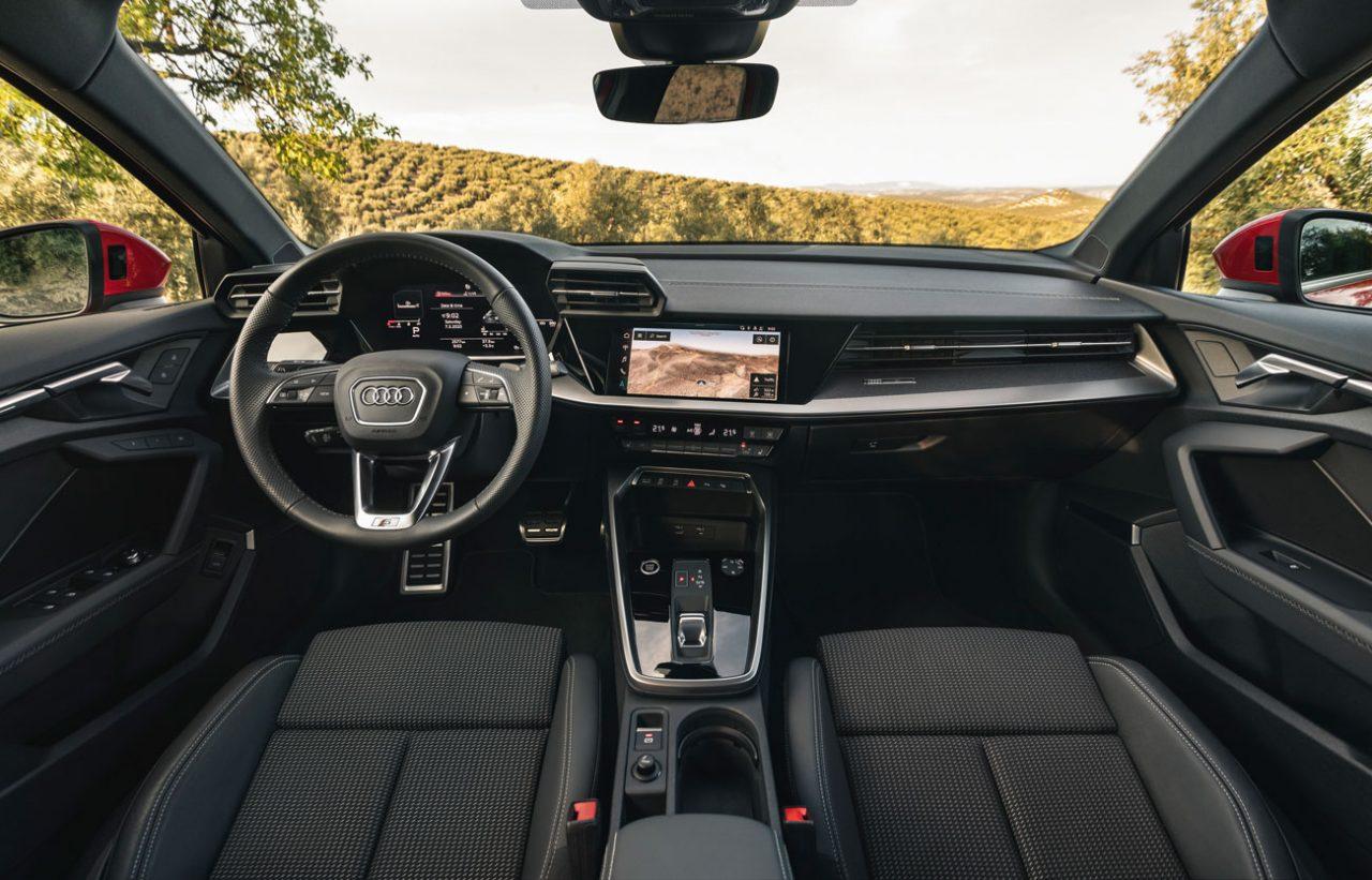 Interior do Audi A3