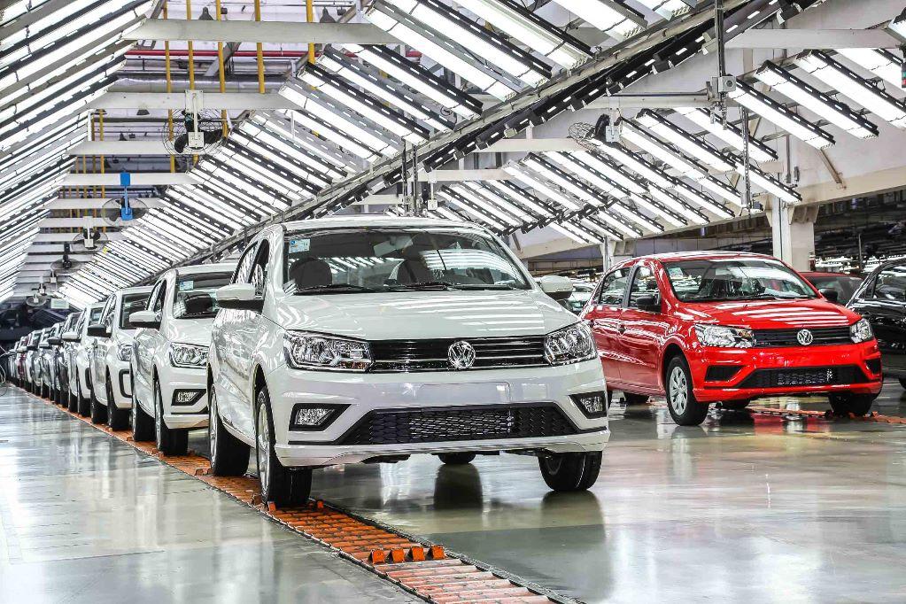 Fábrica Volkswagen em Taubaté