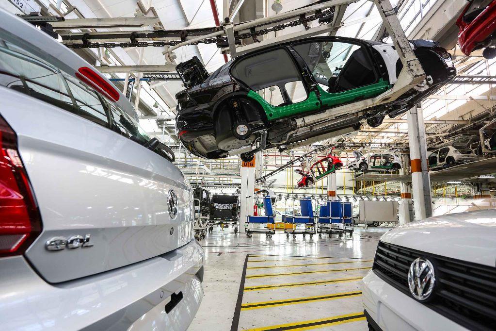fábrica Volkswagen