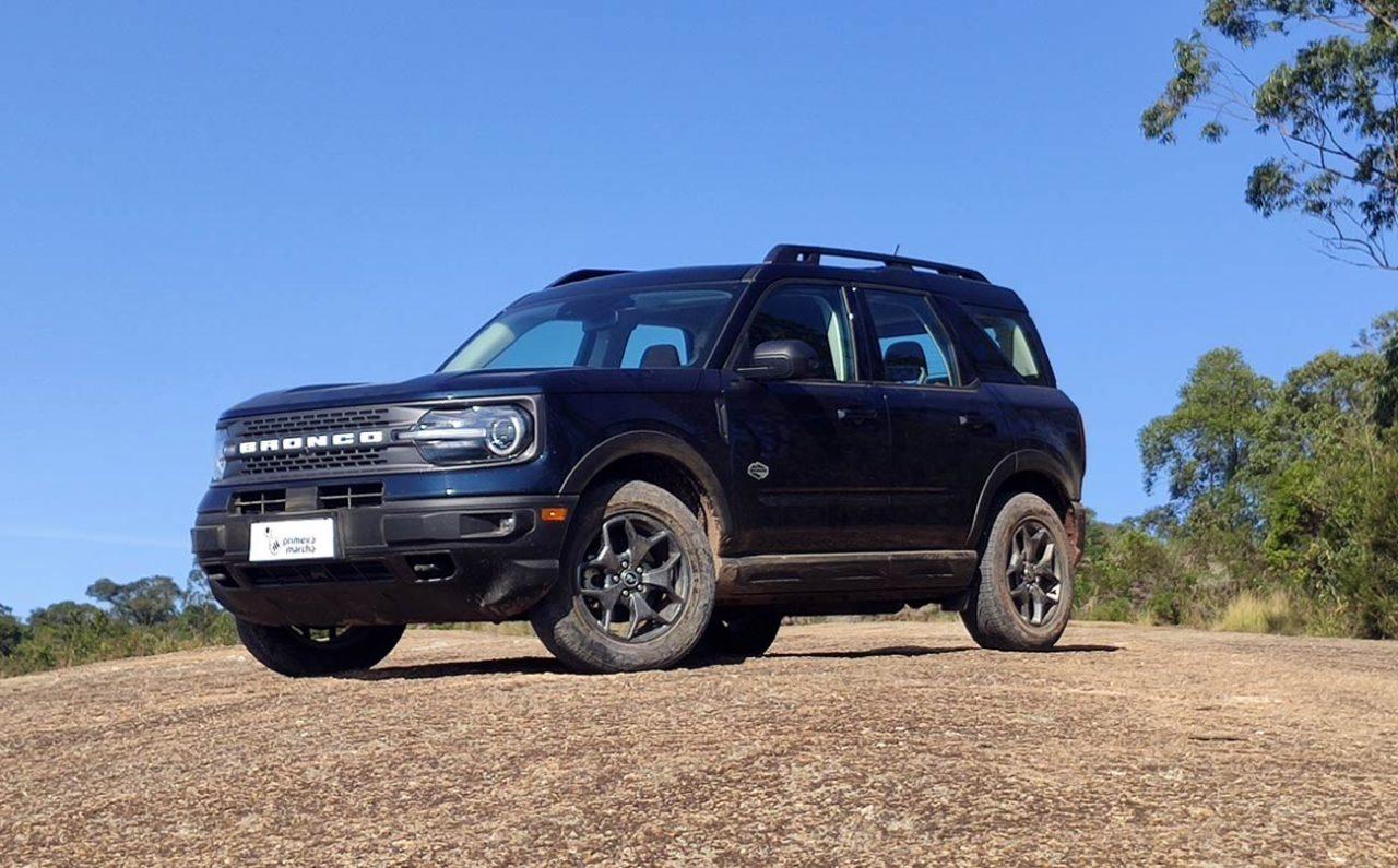 Ford Bronco Sport é bom companheiro mesmo em estradas