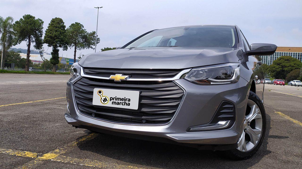 Chevrolet Onix Premier em avaliação do Primeira Marcha