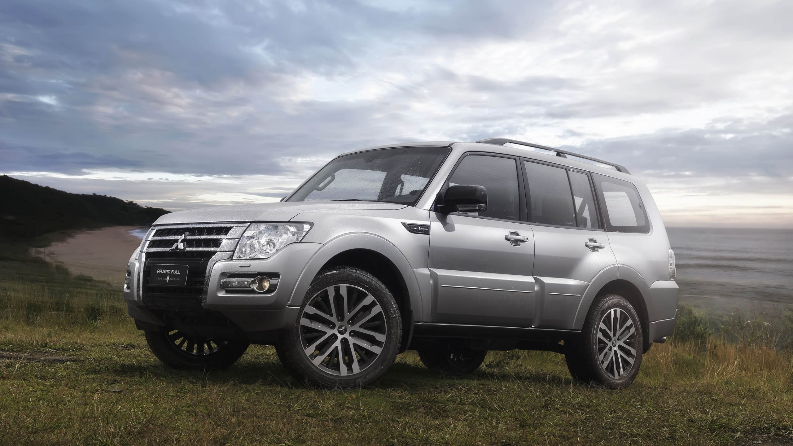 Mitsubishi Pajero Legend Edition marca adeus do SUV