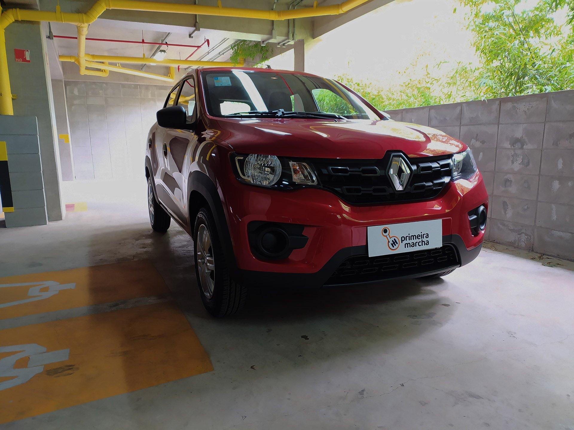 Avaliação: Renault Kwid Zen é bom amigo para cidade