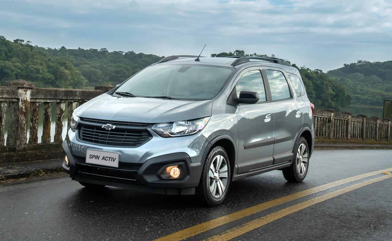 Avaliação: Chevrolet Spin é o carro novo de 7 lugares mais barato do Brasil