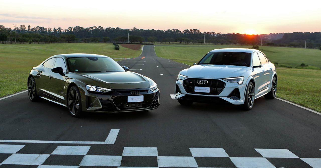 Audi RS e-tron GT e e-tron S Sportback