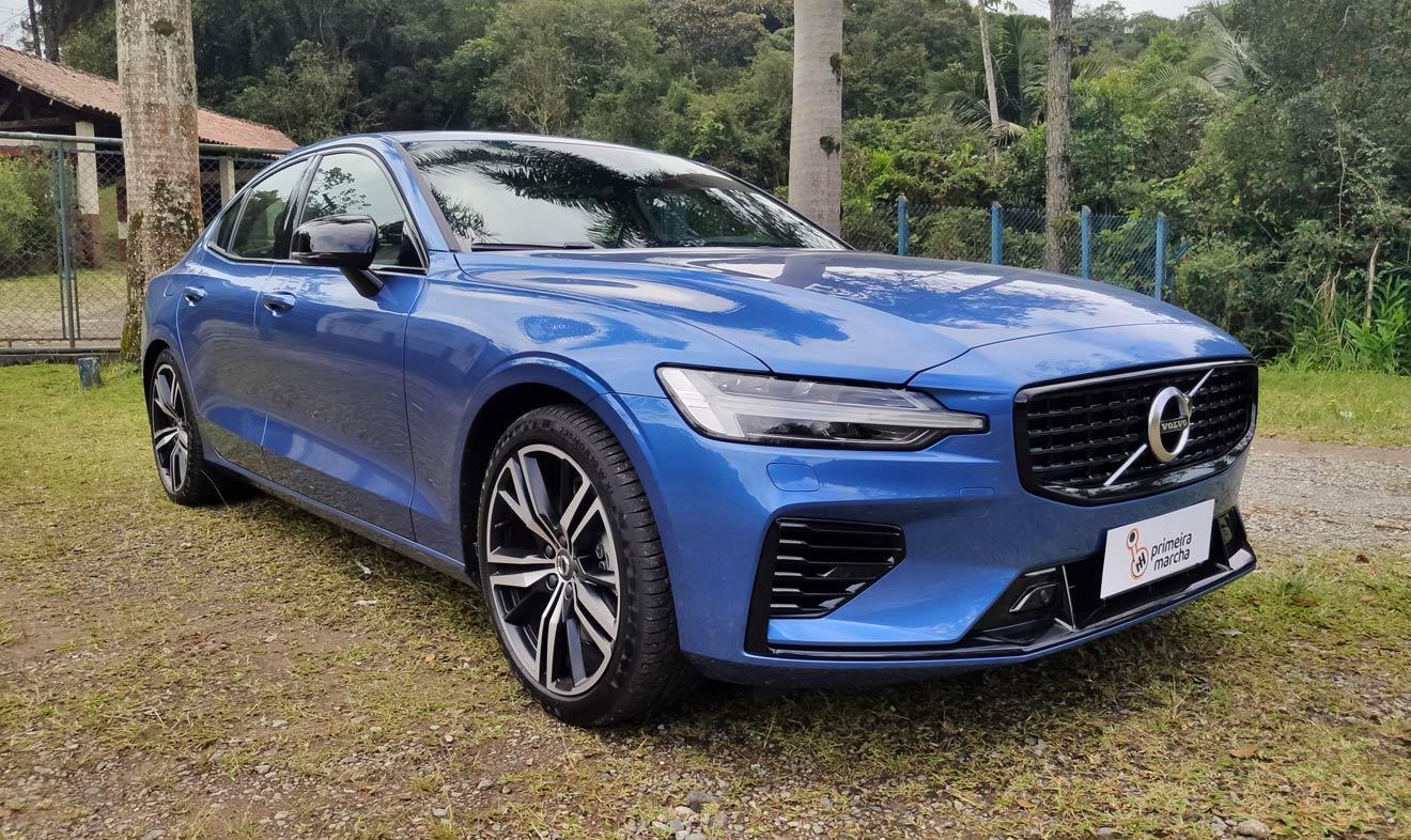 Avaliação: Volvo S60 é sedã de luxo mais econômico que carro popular