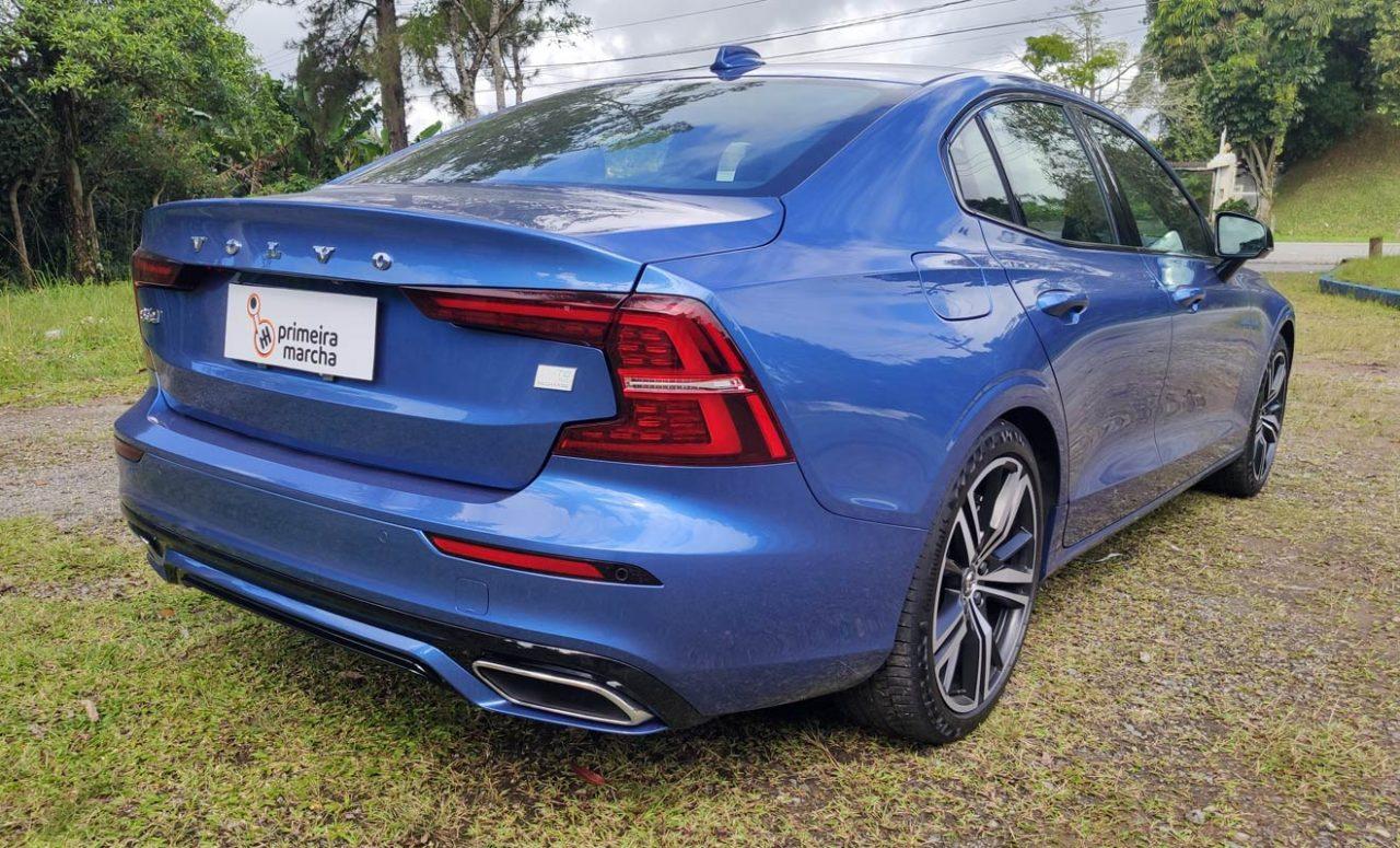 S60 ajudou Volvo a conseguir bons resultados no Brasil