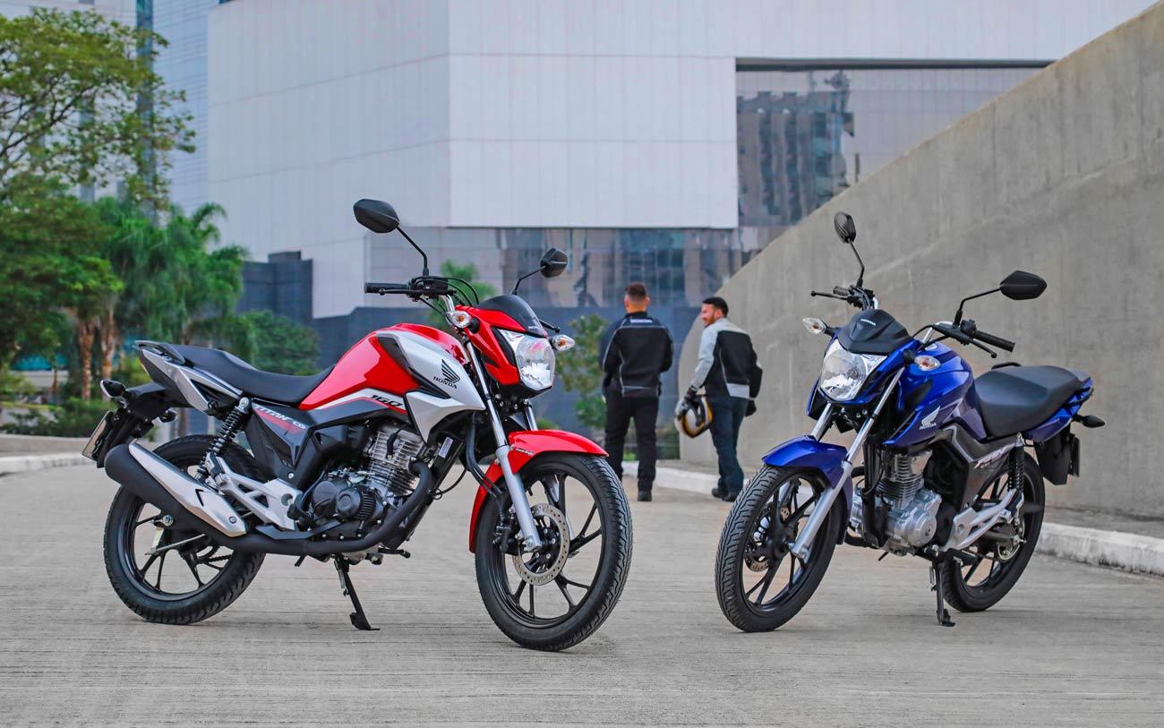 Moto mais vendida do Brasil, Honda CG 160 2022 chega com novidades