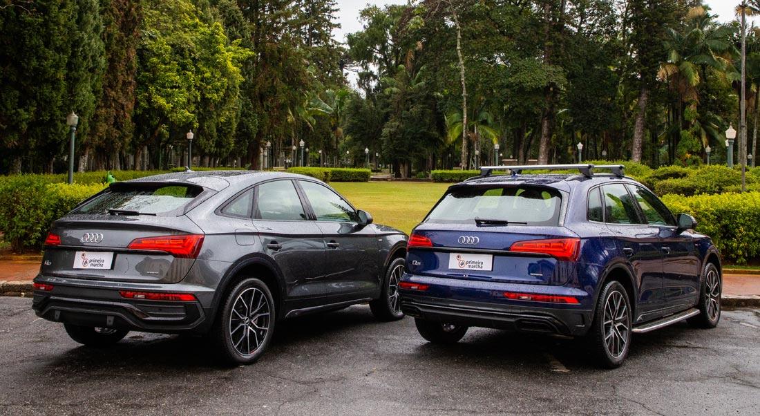 Avaliação: Audi Q5 Sportback é prova que SUV cupê pode ser bonito