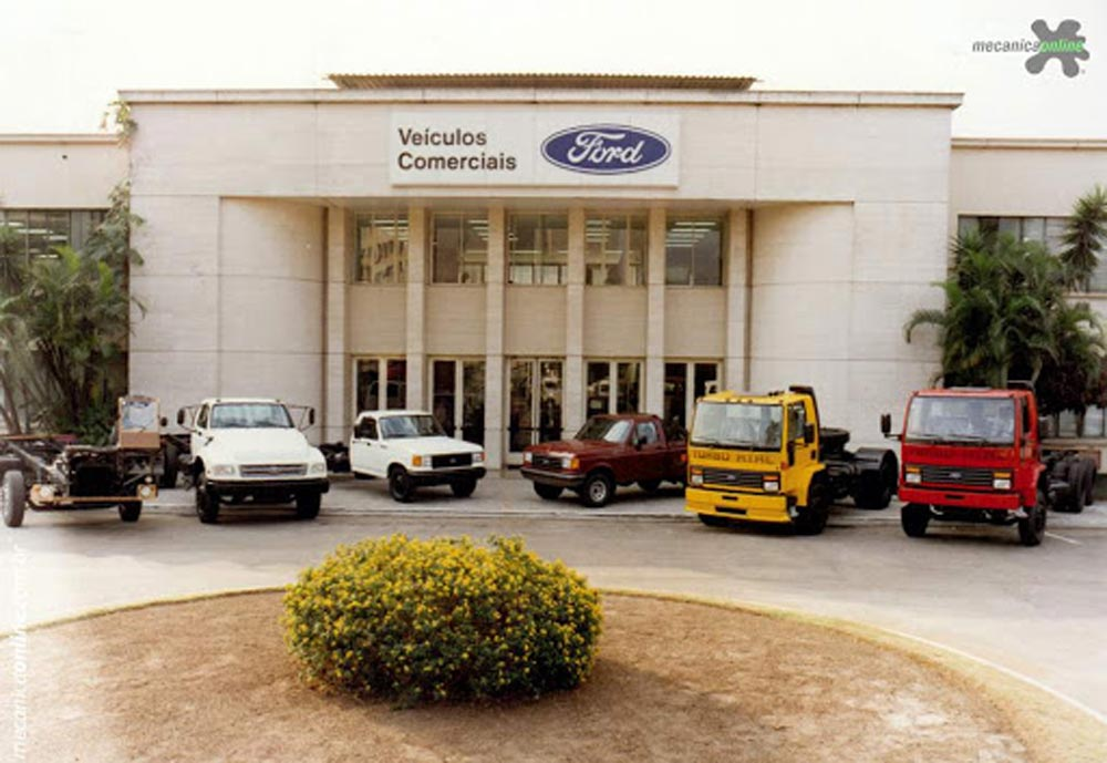 Ford fábrica