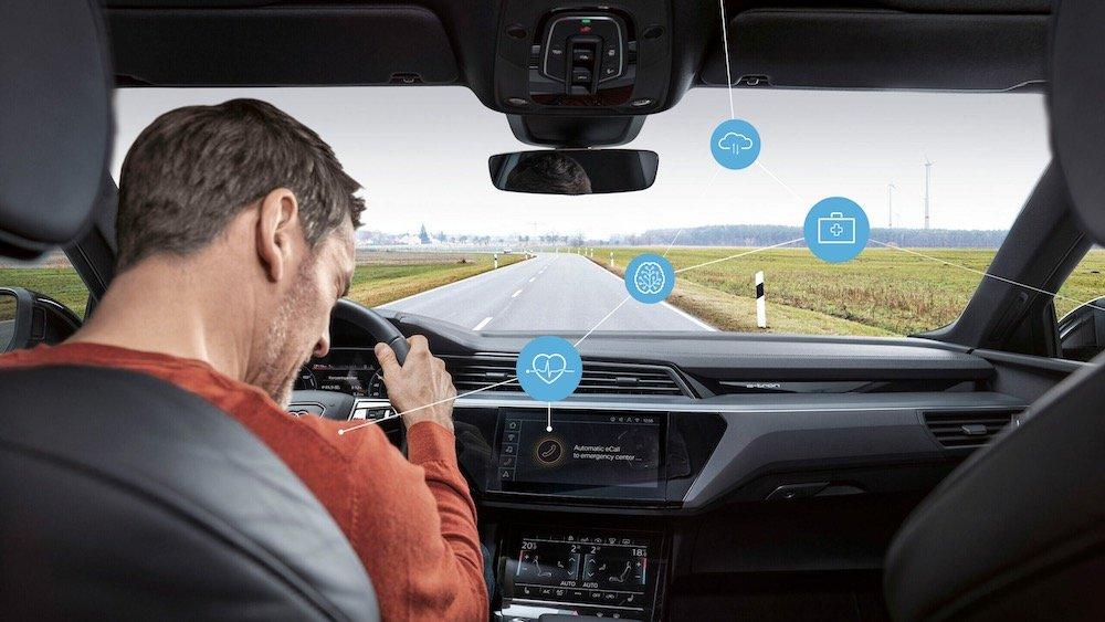 Carro já pode monitorar saúde do motorista