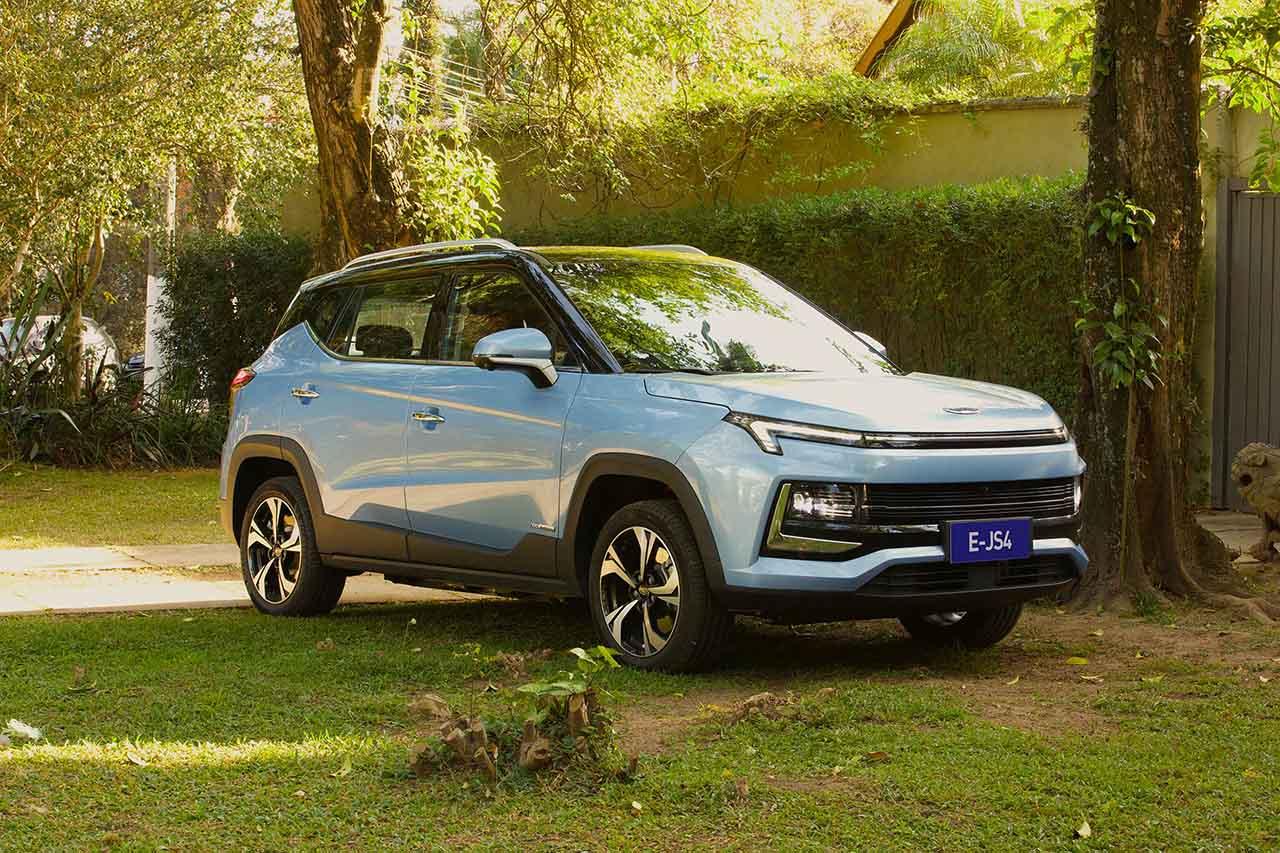 JAC e-JS4: SUV elétrico de R$ 249.900 chega ao país