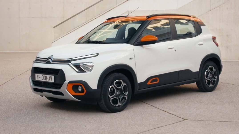 Novo Citroën C3 'vira' SUV com estreia em 2022