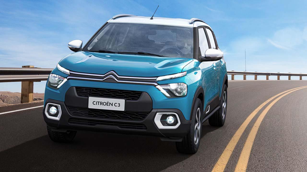 Novo Citroën C3 chega só em 2022, mas 'Autorama' antecipa tudo